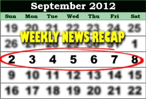 weekly news recap september 8