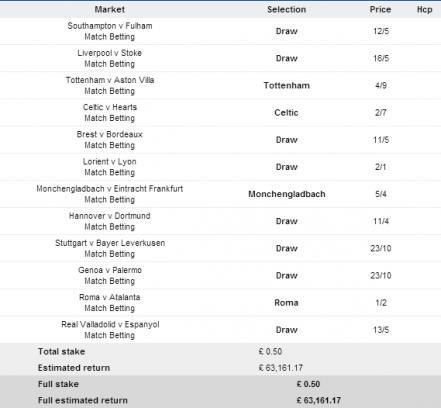 betting slip win