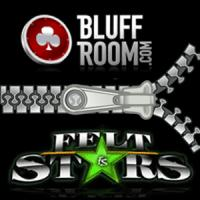 bluff room split feltstars skins merge gaming network