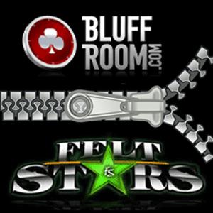 Bluff Room, FeltStars close on Merge Network