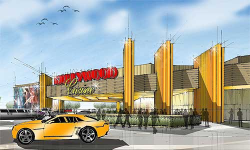 Hollywood Casino Columbus holds demo day leading up to grand opening
