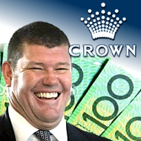 Crown's Packer on casinos: 'Fuck, this must be a good business!'