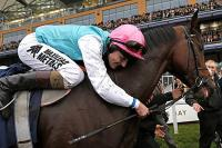 frankel finishes unbeaten