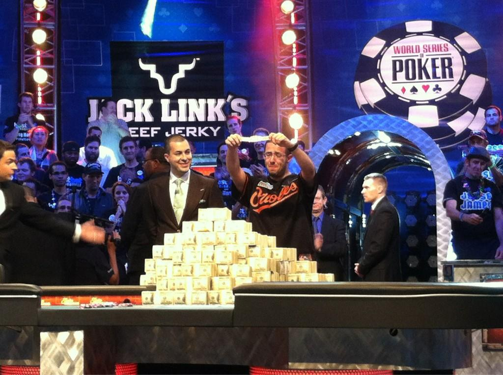 Greg Merson crowned WSOP Main Event champ on ultra-long final table