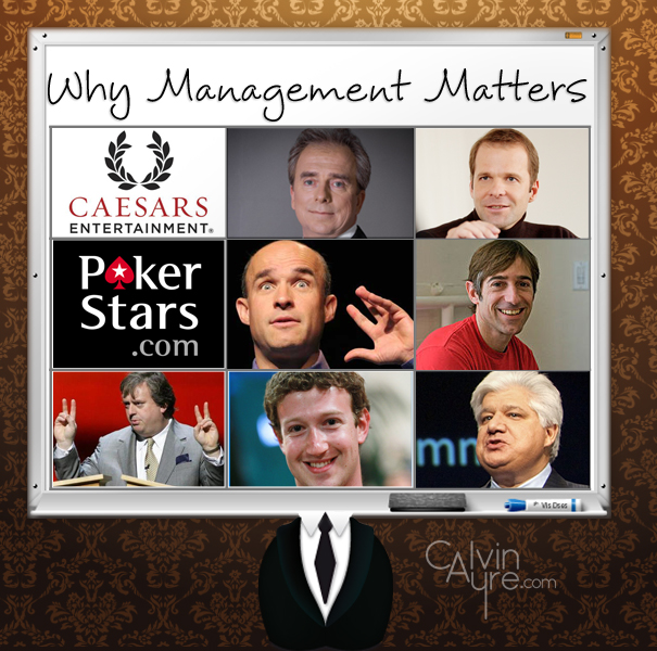 Why Management Matters