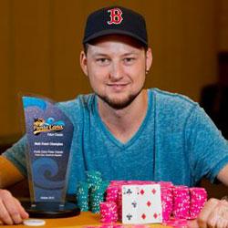 Matthew Weber takes home 2012 Punta Cana Poker Classic title