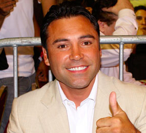 Oscar Dela Hoya, David Copperfield throw their support behind Maryland gambling expansion