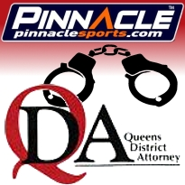Pinnacle Sports owners among 25 indicted by Queens District Attorney