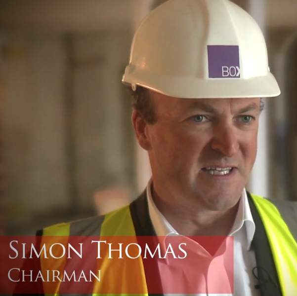 Simon Thomas Interview on the Hippodrome Casino Documentary