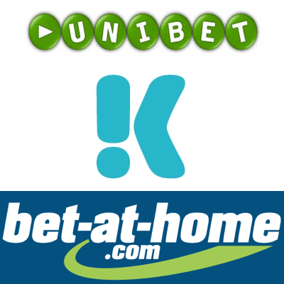 Unibet net profit drops; Kambi performance heralded; bet-at-home loses its Dickinger