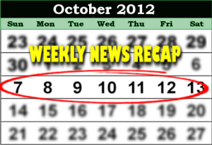 weekly news recap october 13
