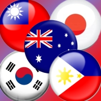 australia-korea-philippines-taiwan-japan