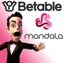 Betable inks Mandala Games; new social poker, casino and sports betting apps