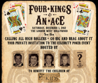 four kings and an ace