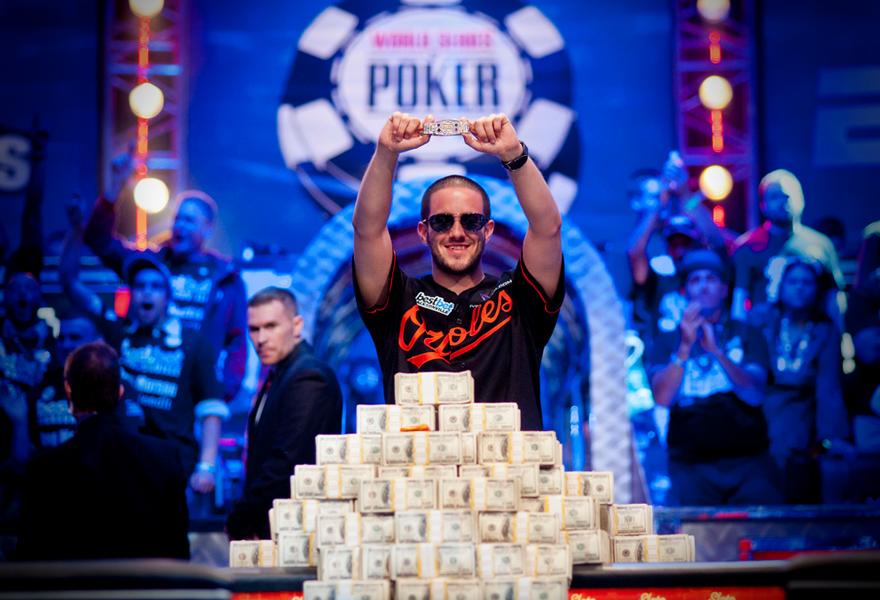 Dealer's Choice: Your World Champion, Greg Merson