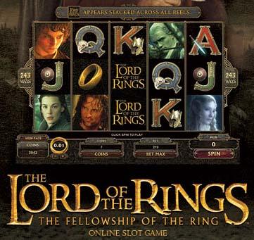Tolkien estate sues Warner Bros. over licenses involving casino slot machines