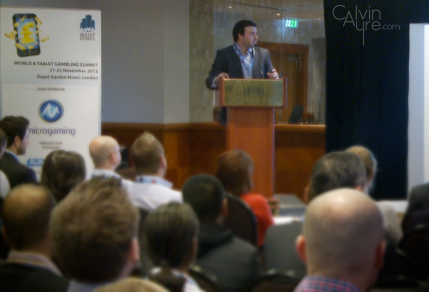 Mobile and Tablet Gambling Summit – Day 1 Summary
