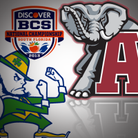 notre dame alabama bcs title game