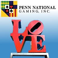 Penn National Gaming soars on split news; Pennsylvania table games up