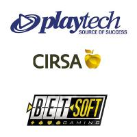 playtech cirsa betsoft