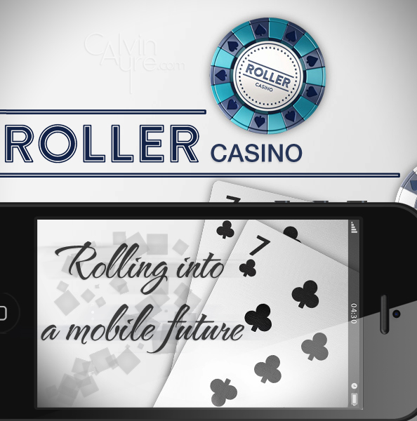 Roller Mobile Casino, rolling into a mobile future