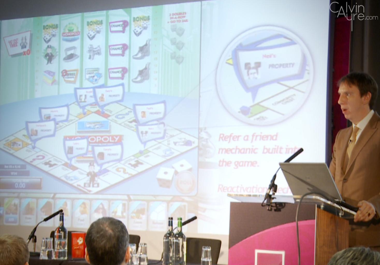 Social Gambling Conference 2012