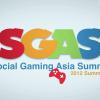 Social Gaming Asia Summit 2012 Summary