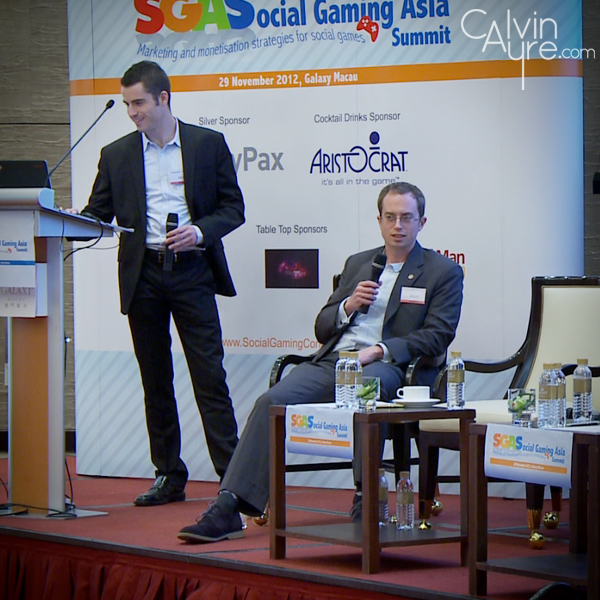 Social Gaming Asia Summit 2012