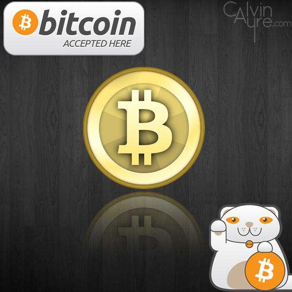 Spare a Bitcoin