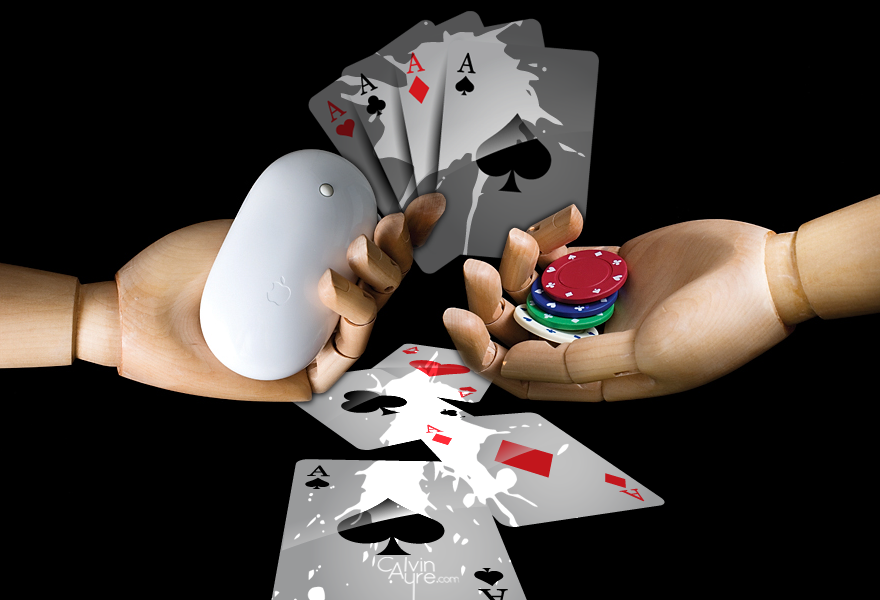 The Problem With Online Poker