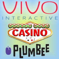 Dragons for Plumbee and DoubleDown; Vivo Interactive live dealer social casino