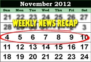 weekly news recap november 10
