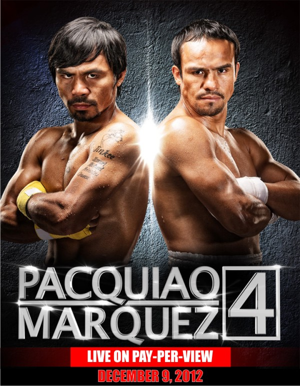 Juan Manual Marquez turns boxing world upside down with 6th round KO of Manny Pacquiao