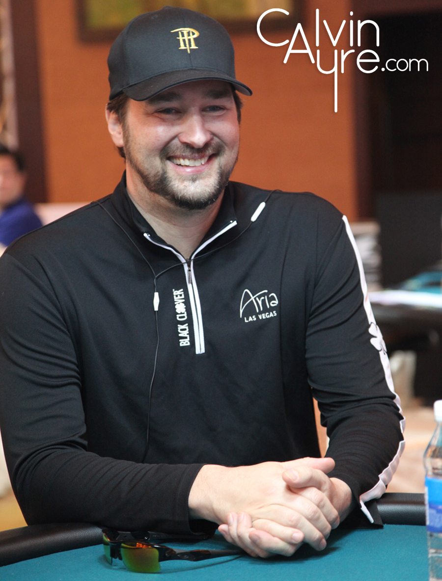 Phil Hellmuth @ WPT China