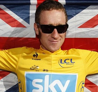 Bradley Wiggins the overwhelming favorite to be named BBC's Sports Personality Of The Year