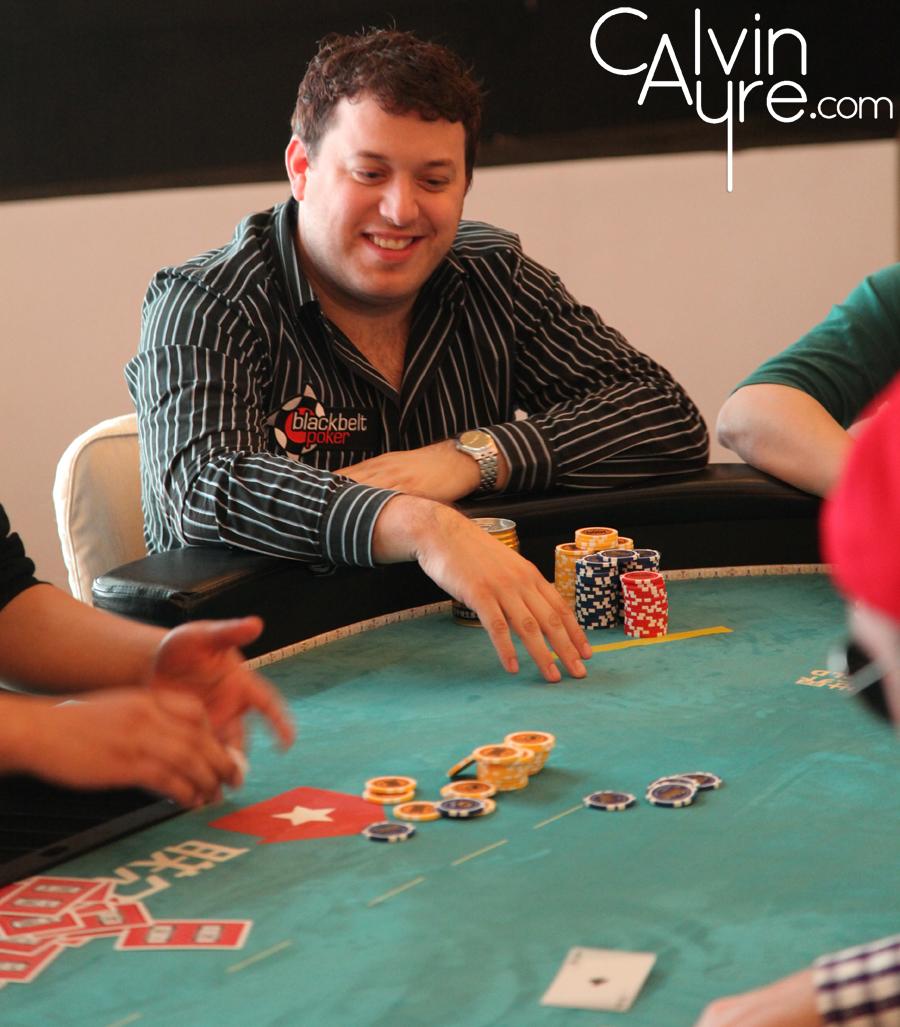 WPT China 2012 Sam Razavi