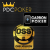 Americas Cardroom to host 2013 Online Super Series with $1m guaranteed; Carbon Poker shuts down PDC Poker