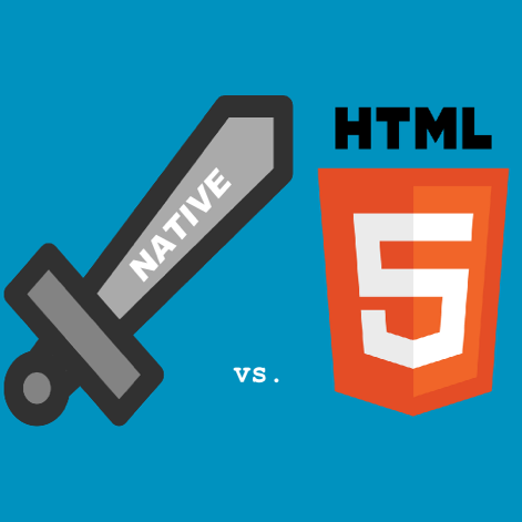 HTML5 v Native still mobile's biggest battleground