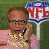 larry king rolls big on nfl picks