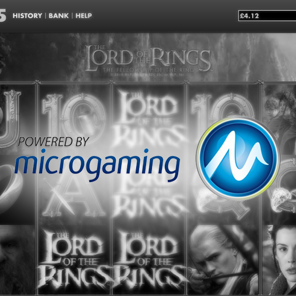 Microgaming's Branded Gamble on Lord of the Rings Rights