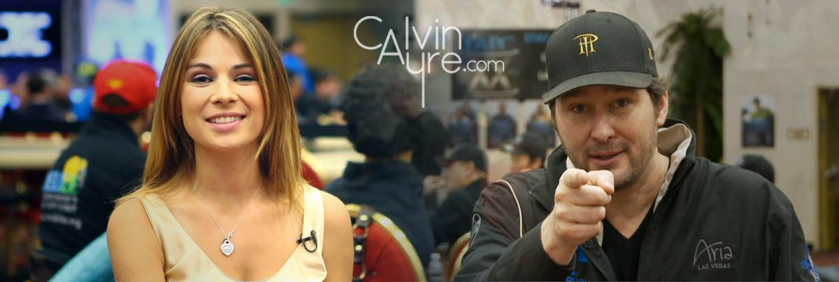 Phil Hellmuth Interview with Tatjana LAPC 2012