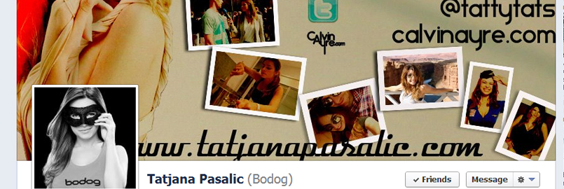 Tatjana Pasalic, Bodog Sponsored Poker Player and CalvinAyre.com Poker Host