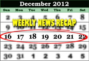 weekly news recap december 22