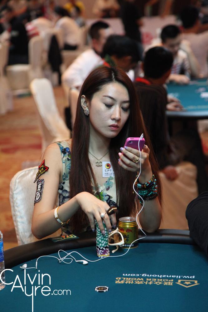 WPT China 2012