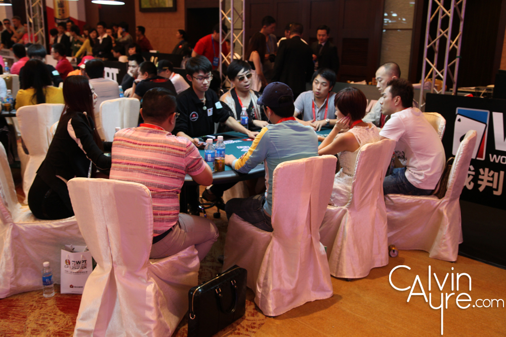 WPT China 2012 Exceeds Expectations