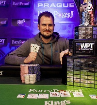 Martin Wydrowski becomes first Polish player to win a WPT event with WPT Prague victory