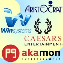 Caesars scouts MBAs via poker tourney; Akamon, Aristocrat, Win Systems hires