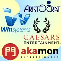 aristocrat-akamon-caesars-win-systems