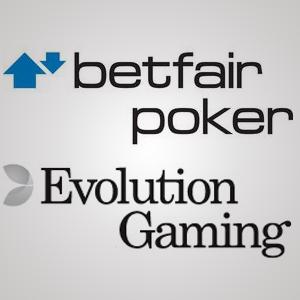 Betfair begins shift to iPoker Network; Evolution Gaming hits milestone