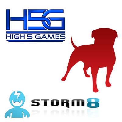 High 5 Casino fastest on Facebook; Storm8 reaches 10 million DAUs; Zynga bows to the King